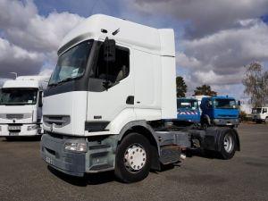 Tractor truck Renault Premium 420dci PRIVILEGE Occasion