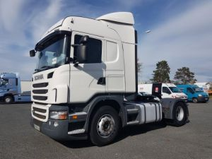 Tractor truck Scania G 420 HIGHLINE - MANUAL + RETARDER Occasion