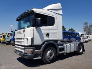 Tractor truck Scania R 124 L 470 Occasion