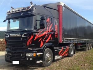 Tractor truck Scania R r 520 v8 4x2 euro 6 Occasion