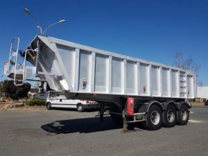 Trailer General Trailers Back Dump/Tipper body BENALU MULTIRUNNER 25m3 Occasion