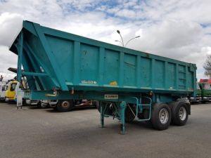 Trailer Kaiser Back Dump/Tipper body BENNE TP tout acier - 2 essieux Occasion