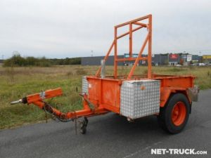 Trailer Paillard Back Dump/Tipper body Occasion