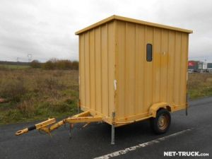 Trailer Autre Box body Occasion