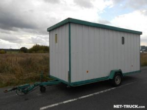 Trailer Courant Box body Occasion