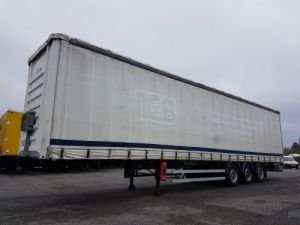 Trailer Fruehauf TF34C1 Curtain side body MAXISPEED 100m3 Occasion
