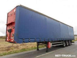 Trailer Samro Curtain side body Occasion