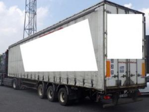 Trailer Trailor Curtain side body Occasion