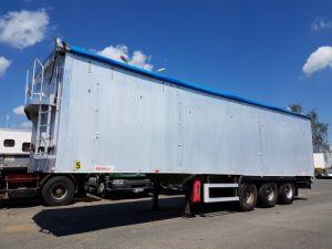Trailer Benalu Moving floor body FOND MOUVANT 65m3 Occasion