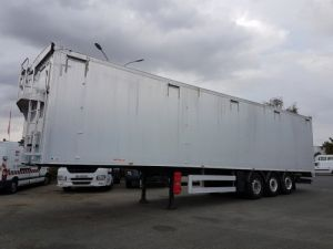 Trailer Benalu Moving floor body JUMBOLINER 90m3 Occasion