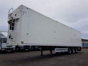 Trailer Moving floor body FMA 92m3 Occasion