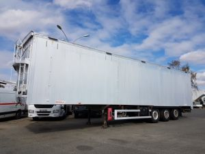 Trailer Moving floor body JUMBOLINER 90m3 Occasion