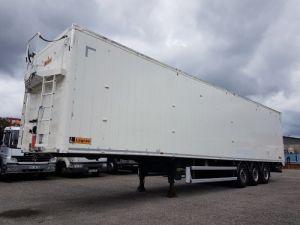 Trailer Legras Moving floor body FMA 90m3 Occasion