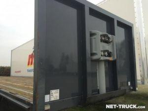 Trailer Fruehauf Platform body Occasion