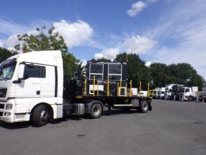 Trailer Kaiser Platform body Occasion