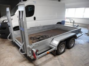 Trailer Saris Platform body SARIS 2 ESSIEUX 3T Occasion