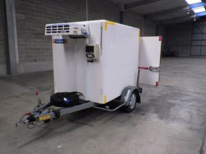 Trailer Refrigerated body Occasion