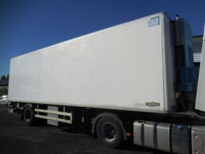 Trailer Chereau Refrigerated body 1 ESSIEU Occasion