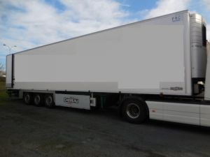 Trailer Chereau Refrigerated body 3 ESSIEUX AIR Occasion