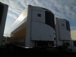 Trailer Chereau Refrigerated body 3 ESSIEUX AIR Occasion