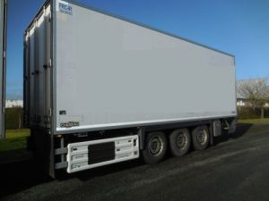 Trailer Chereau Refrigerated body 3 ESSIEUX CENTRAUX Occasion