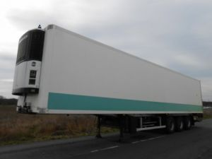 Trailer Lamberet Refrigerated body CARRIER MAXIMA Occasion