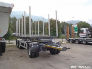 Trailer Trax Timber truck body Occasion