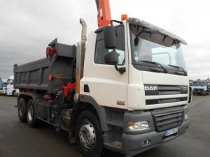 Trucks Daf CF85 2/3 way tipper body 410 Occasion