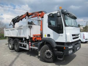 Trucks Iveco EuroTrakker 2/3 way tipper body 260t41 Occasion