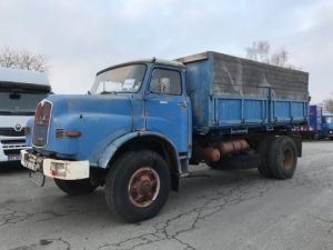 Trucks Man DF 2/3 way tipper body 13.230 DHAK 4x4 Occasion