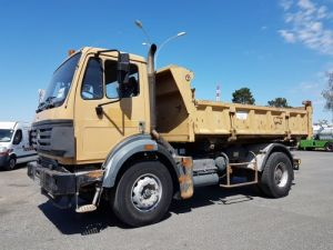 Trucks Mercedes 2024 2/3 way tipper body HNK Occasion