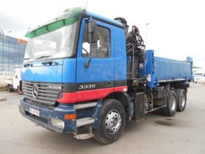 Trucks Mercedes Actros 2/3 way tipper body 3335 Occasion