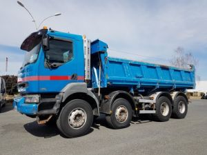 Trucks Renault Kerax 2/3 way tipper body 420dci.32 8x4 BENNE Occasion