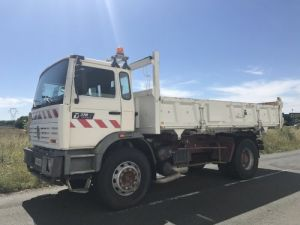 Trucks Renault Maxter 2/3 way tipper body G270.19 Occasion