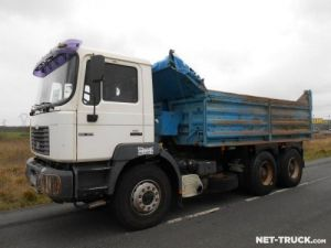 Trucks Man F2000 Back Dump/Tipper body Occasion