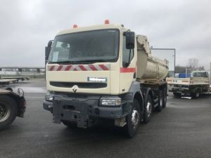 Trucks Renault Kerax Back Dump/Tipper body 370.32  Occasion
