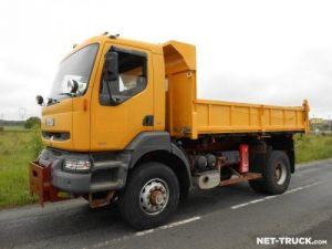 Trucks Renault Kerax Back Dump/Tipper body Occasion