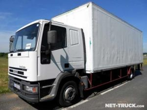 Trucks Iveco EuroCargo Box body + Lifting Tailboard Occasion