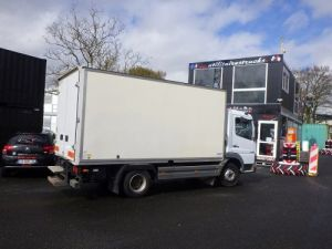 Trucks Mercedes Atego Box body + Lifting Tailboard 818 Occasion