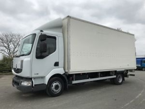 Trucks Renault Midlum Box body + Lifting Tailboard 160dxi.08 ALLIANCE Occasion