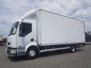 Trucks Renault Midlum Box body + Lifting Tailboard 180dci.12/B Occasion