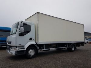 Trucks Renault Midlum Box body + Lifting Tailboard 180dci.13 euro 3 Occasion