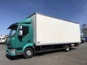 Trucks Renault Midlum Box body + Lifting Tailboard 190dxi.12 ALLIANCE Occasion