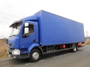 Trucks Renault Midlum Box body + Lifting Tailboard 190dxi.13 ALLIANCE Occasion