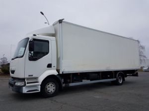 Trucks Renault Midlum Box body + Lifting Tailboard 220dci.12 EXPRESS PRO Occasion