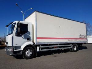 Trucks Renault Midlum Box body + Lifting Tailboard 220dxi.13 - Fourgon cassé Occasion