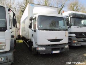 Trucks Renault Midlum Box body + Lifting Tailboard Occasion