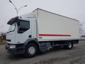 Trucks Renault Premium Box body + Lifting Tailboard 220dci.16D Occasion
