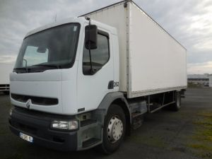 Trucks Renault Premium Box body + Lifting Tailboard 270 DCI Occasion