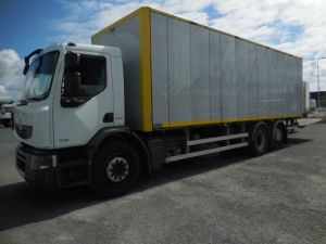 Trucks Renault Premium Box body + Lifting Tailboard 310  Occasion
